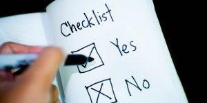 checklist erfenis
